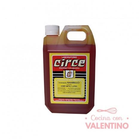 Colorante Amarillo Circe - 1Lt