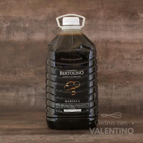 Marsala Clasico Bertolino - 5Lt