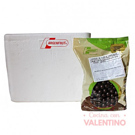 Cereal Confite Choc. S/A Sabor Café - 700Gr -Pack9Un.