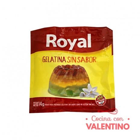 Gelatinas/SaborRoyal-14g
