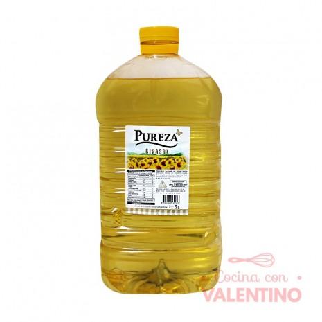 Aceite Girasol Cañuelas/Pureza - 5 Lts
