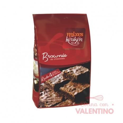 Mix Brownie Keuken - 1Kg