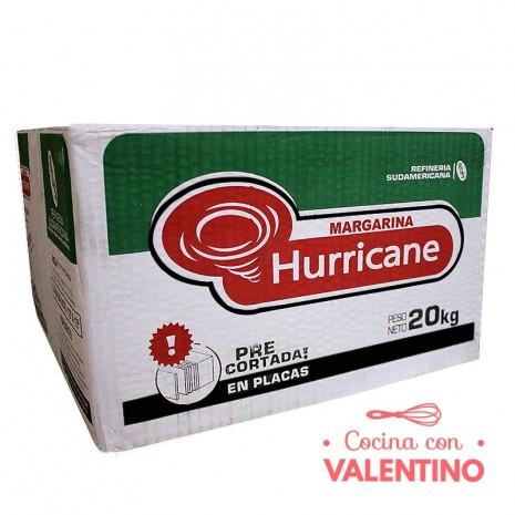 Margarina Hojaldre Hurricane - 20Kg (2u)