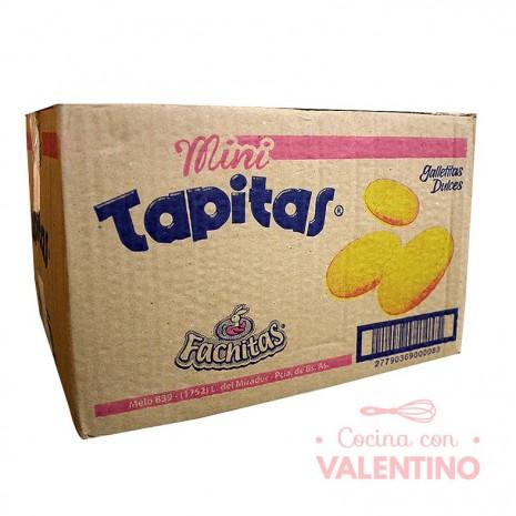 Tapas Alfajor Minitapitas Fachitas - 200gr - Pack 12 Un.