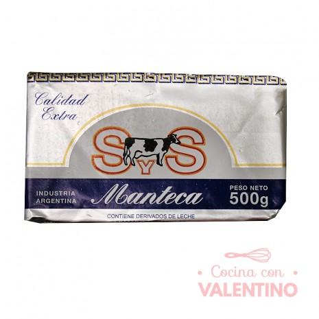 Manteca SyS Aluminio - 500 Grs