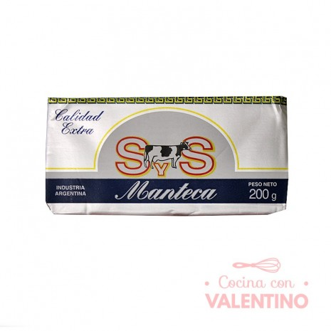 Manteca SyS - 200Grs