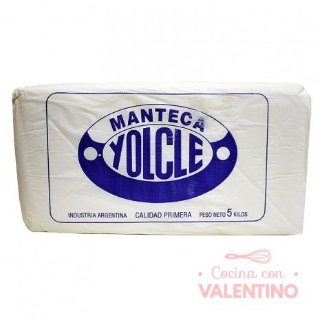 Manteca Yolcle - 5 Kg