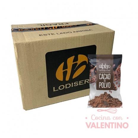 Cacao Amargo Alpino - 180Grs - Caja 15 Un.