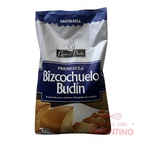 Prem. Bizcochuelo y Budin Linea de Plata - 3Kg - Calsa