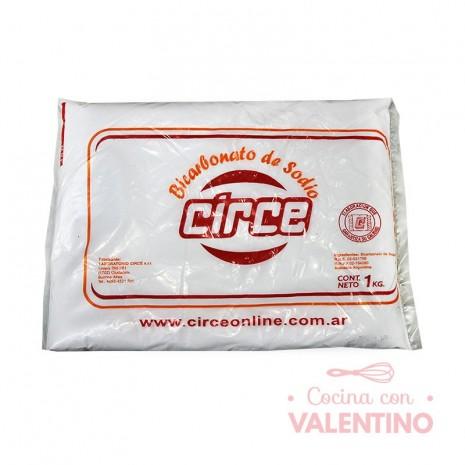 Bicarbonato de Sodio Circe - 1Kg