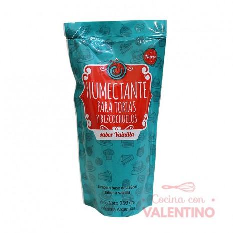 Humectante p/ Tortas y Bizcochuelos Vainilla - 250Ml
