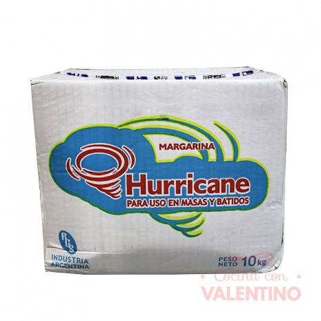 Margarina Masas y Batidos Hurricane - 10Kg (1u)