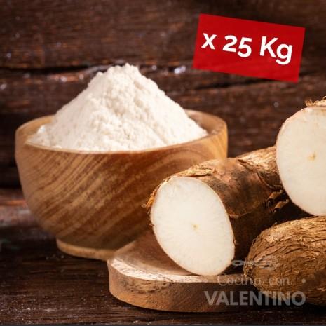 Fecula de Mandioca - 25kgs