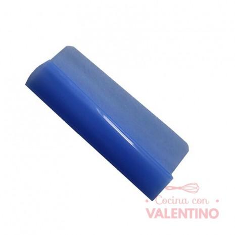 Plancha Silicona Azul 30x40cm