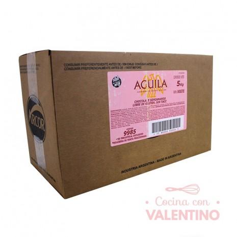 Chocolate Taza Semiamargo Aguila - 5Kg