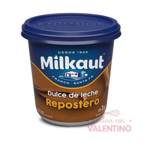 Dulce de Leche Repostero Milkaut x 1 Kg