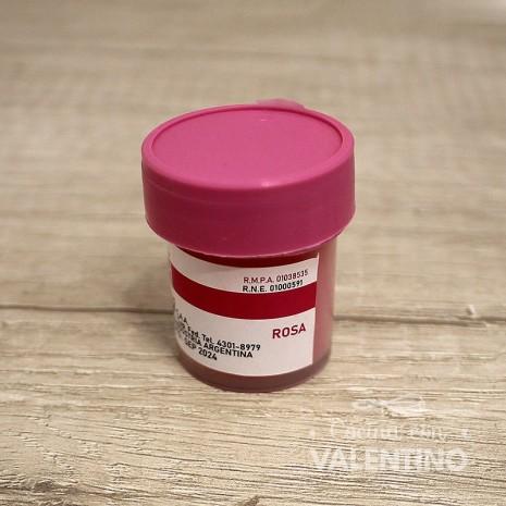 Colorante en Polvo Bloch Rosa - 5Grs