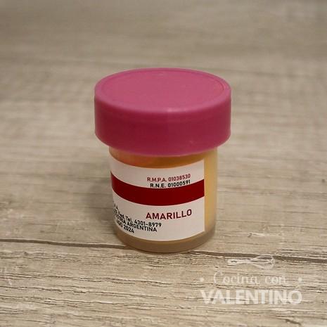 Colorante en Polvo Bloch Amarillo - 5Grs