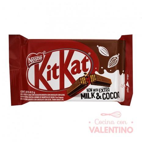 Oblea Kit Kat c/ Leche - 45Grs