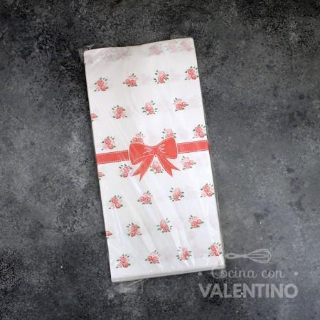 Bolsa de papel diseño 20u.