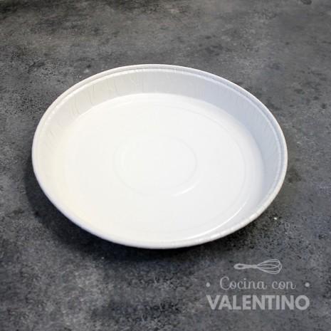 Molde Horno Blanco Plastificado - 1 u