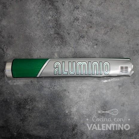Rollo Aluminio Prof. 1Kg - Largo x 40cm Ancho