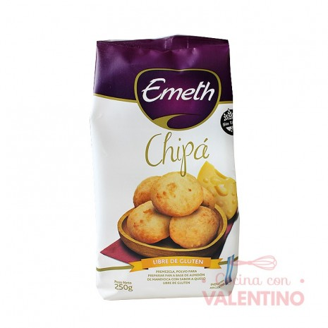 Premezcla de Chipa Sin Tacc Emeth - 250Grs