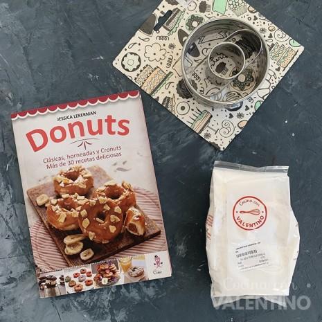 Combo Donuts Valentino