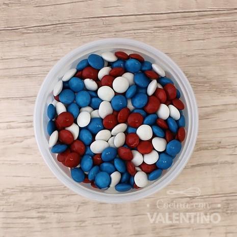 Mini Mix Lentejas Capitan America - 100Grs
