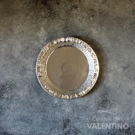 Plato Aluminio Descartable P21 - 1u