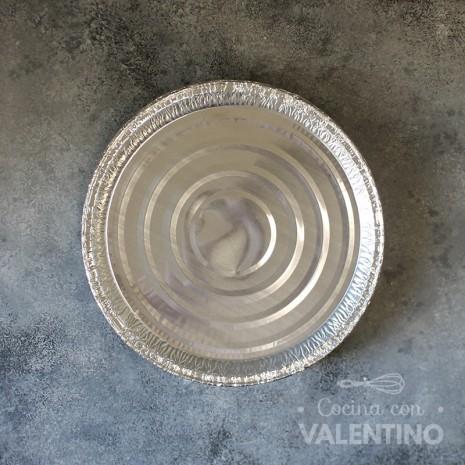 Plato Aluminio Descartable P29 - 1u