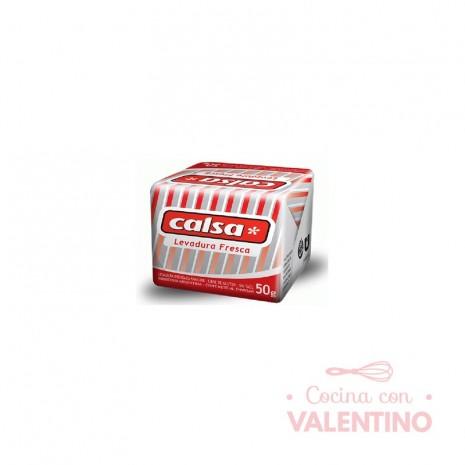 Levadura FrescaPrensada Calsa-50 Grs.