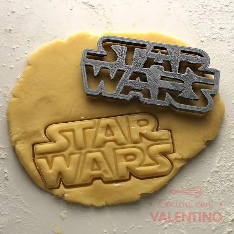 Cortante Logo Star Wars 9Cm Cookie Kutter