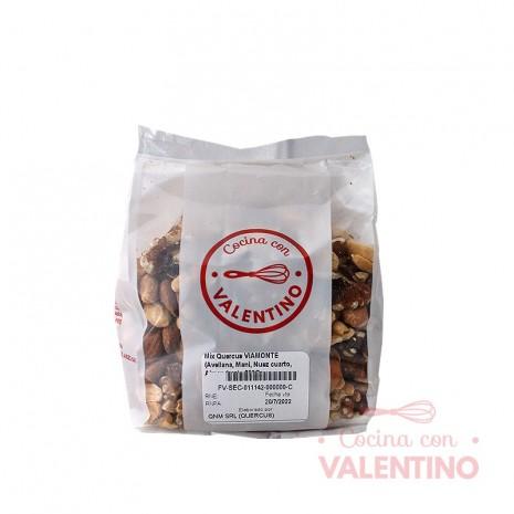 Mix Quercus VIAMONTE (Avellana. Mani. Nuez cuarto. Almendras) - 250Gr