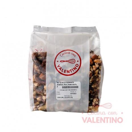 Mix Quercus VIAMONTE (Avellana. Mani. Nuez cuarto. Almendras) - 500Gr