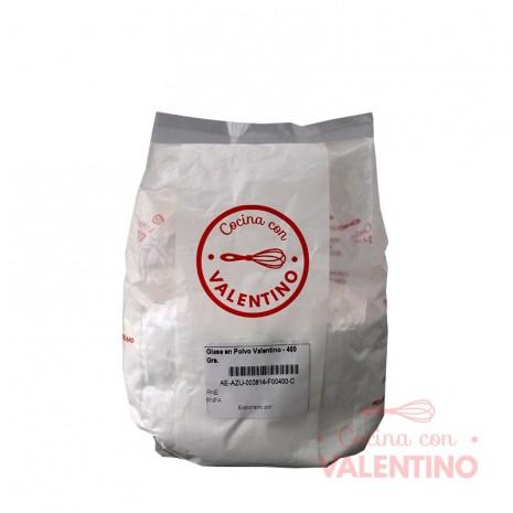 Glase en Polvo Valentino - 400 Grs.