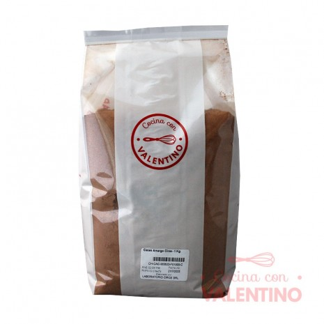Cacao Amargo Circe - 1 Kg.