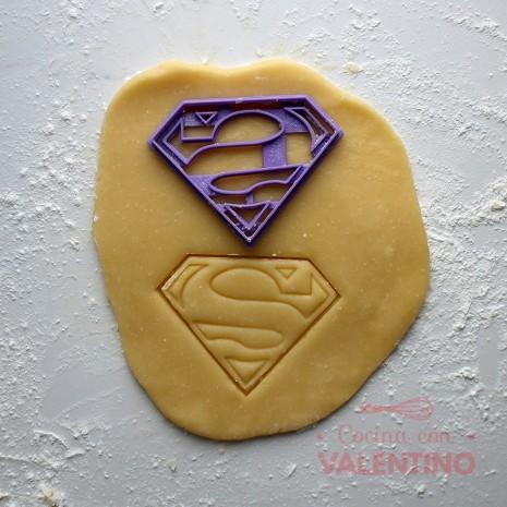 Cortante Superman Cookie Kutter