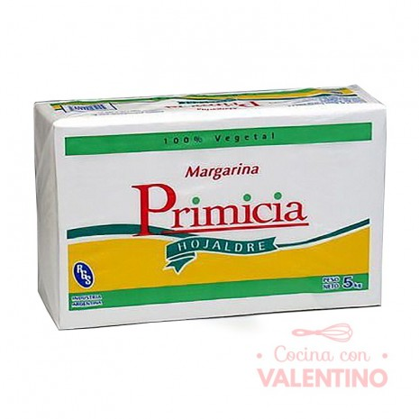 Margarina Hojaldre Pilon Primicia - 5Kg