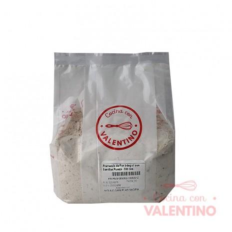 Premezcla de Pan Integral con Semillas Pureza - 500 Grs.