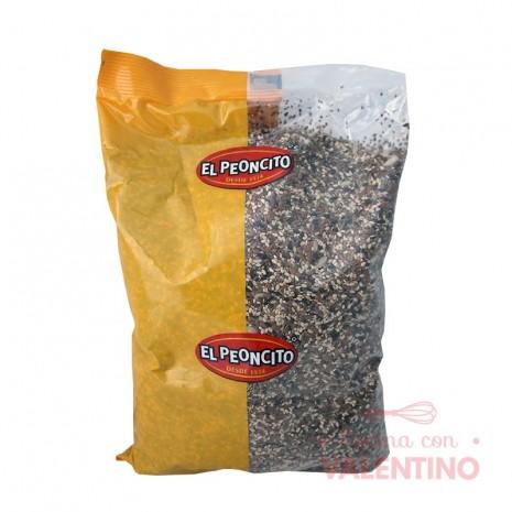 Mix Semillas (Amaranto. Lino. Chía. Girasol) - 1Kg
