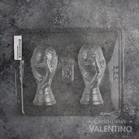 Placa Parpen Copa del Mundo