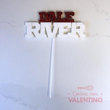 Adorno Torta - Dale Boca - Dale River