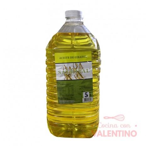 Aceite Girasol Sathival - 5Lts