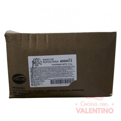 Baño Alfajorero S/A stick Arcor - 10 Kg