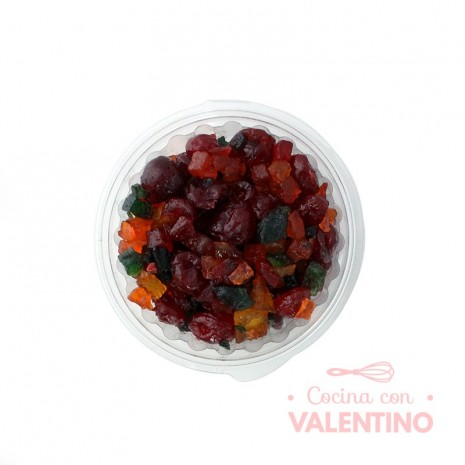 Fruta Escurrida Confitada Premiun - 250 Grs.