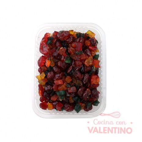Fruta Escurrida Confitada Premiun - 500 Grs.