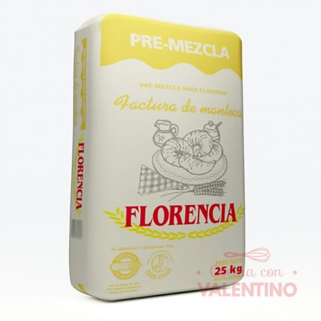 Prem. Factura Manteca Florencia - 25Kg