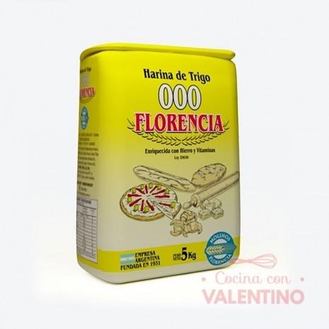 Harina 3/0 Florencia - 5Kg
