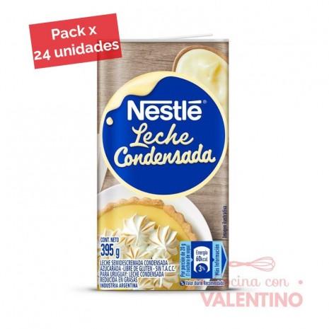 Leche Condensada Nestle - 395 Grs. - Pack 24 Un.